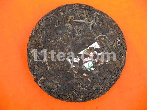 澜沧古茶-001饼茶