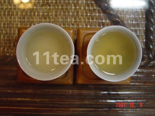 [茶王]景迈古树茶357克生饼