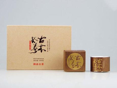古木兆春熟茶(龙柱)
