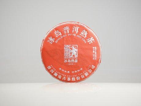 冰岛熟茶(大饼)