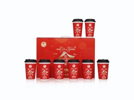 茶妈妈杯装茶(新春版红柑)
