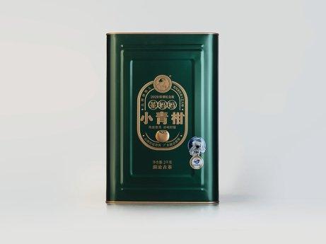 茶妈妈小青柑(2kg)